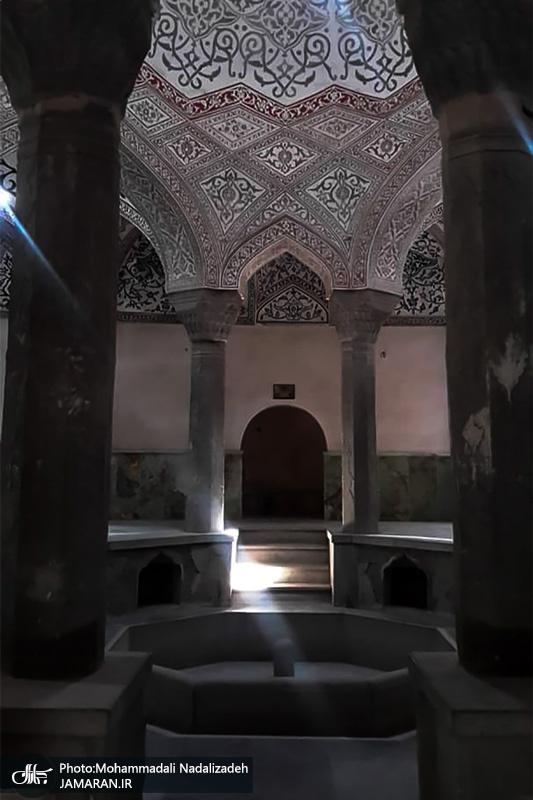 حمام «کردشت» جلفا