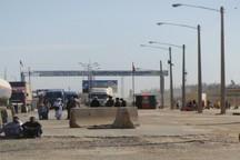 بیش از 405 هزار تن کالا از پایانه مرزی دوغارون صادر شد