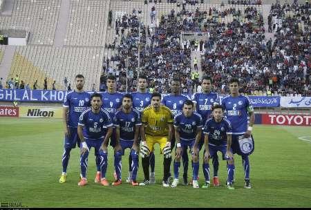 مهاجم تیم استقلال خوزستان:با صعود به مرحله بعد بهترین پاداش را به هواداران دادیم