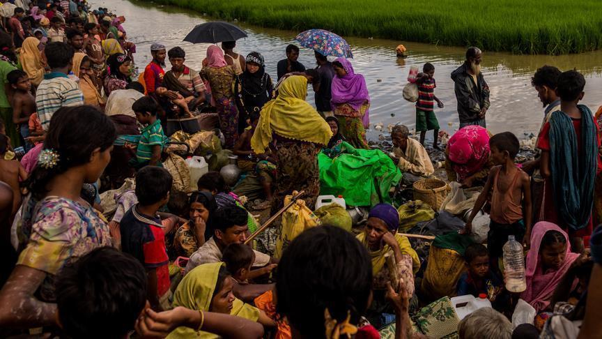 مصائب مسلمانان میانمار پایان ندارد؛استثمار و سوءاستفاده جنسی از آوارگان در بنگلادش