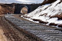 اختصاص 10 درصد اعتبار بیشتر به راه آهن میانه - تبریز