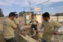 مازندران 53 واحد مسکن در منطقه زلزله زده کرمانشاه  ساخت
