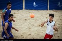 مسابقات هندبال ساحلی هفته نکوداشت اصفهان برگزار میشود