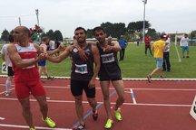 دونده تبریزی در مسابقات جهانی خوش درخشید