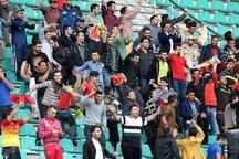 بازی تیم های استقلال اهواز و فولاد نوین نیمه تمام ماند