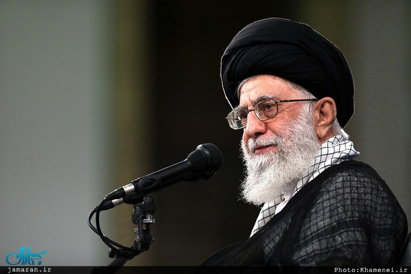 دیدار طلاب حوزههای علمیه استان تهران با رهبر معظم انقلاب