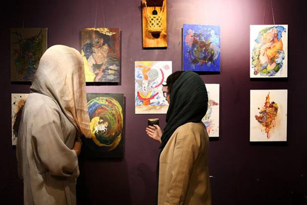 نمایشگاه گروهی نقاشی به نفع مناطق سیل زده در سنندج دایر می شود