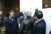 استقبال از چهلمین بهار انقلاب با رونمایی از سه پوستر جشنواره فرهنگی و هنری در تبریز