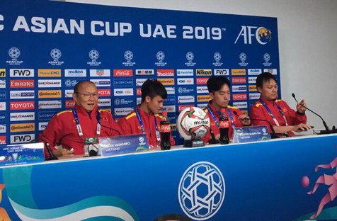 بازیکن ویتنام: میخواهیم قدرت خودمان را برابر ایران نشان دهیم