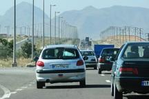 نزدیک 6 میلیون تردد در جاده های همدان ثبت شد