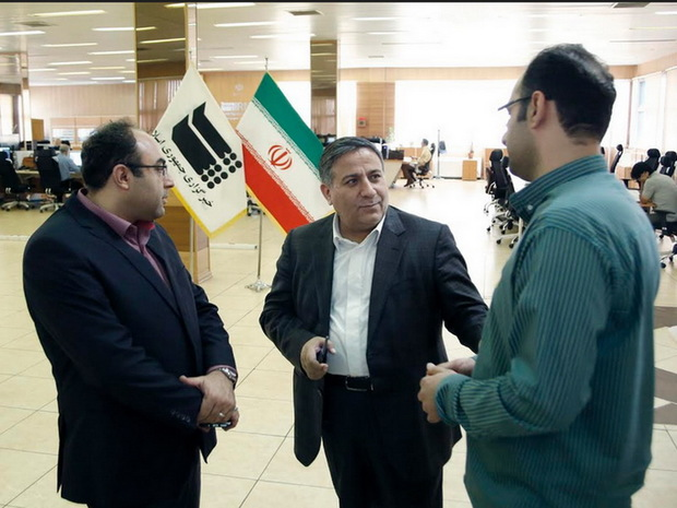 رئیس کمیسیون شهرسازی شورای شهر تهران از ایرنا بازدید کرد