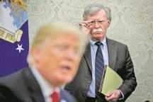 واشنگتن پست: بولتون در مورد افغانستان هم باعث ناراحتی ترامپ شد