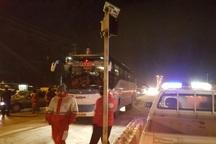 هلال احمر خراسان شمالی به 50 خودرو گرفتار در برف امداد رساند
