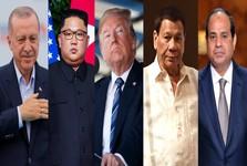 ترامپ خطاب به دیکتاتورها: روز خوبی داشته باشید!