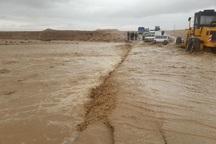 2 نفر براثر سیلاب در خراسان جنوبی جان باختند