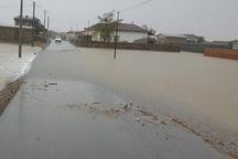 برخی روستاهای تهران دچار آبگرفتگی شدند