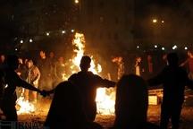 چهارشنبه سوری نمادی از پویایی و حیات جامعه است