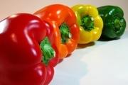 ارزش غذایی فلفل دلمه ای و ویتامین های موجود در آن