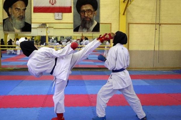 کاراته کاران بانوی استان موفق به کسب 29 مدال بین المللی شدند