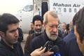لاریجانی: مجلس حمایت بیشتری از مردم زلزله زده خواهد داشت