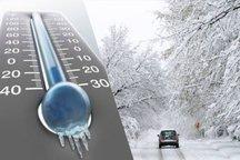دمای کوسه شیروان به 11 درجه سانتیگراد زیر صفر رسید