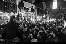 بازارا چیخدی؛ امتداد عشق مردم اردبیل به اباعبدالله الحسین (ع)