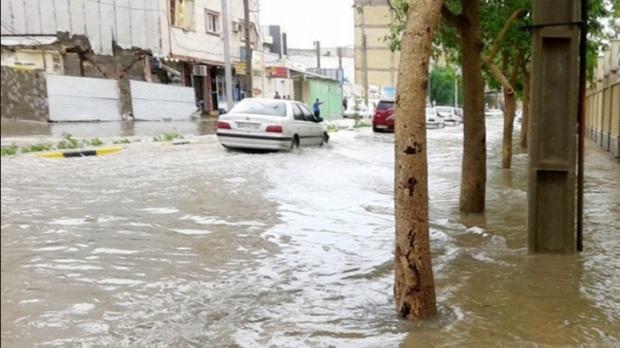 سیل هفته جاری خسارات زیادی در استان برجا گذاشته است