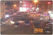 درگیری مسلحانه  در یکی از خیابانهای قم