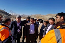 جاده یاسوج- شیراز همچنان مسدود  مسیرهای جایگزین مشخص شد