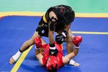 ووشوکاران سیستان وبلوچستان سه مدال کشوری به گردن آویختند