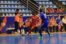 تیم فوتسال ازبکستان با شکست نپال صعود کرد