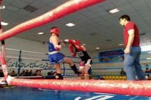نفرات برتر مسابقات قهرمانی موی تای استان مرکزی معرفی شدند