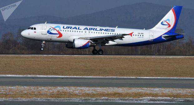 فرود اضطراری یک هواپیمای روسی در باکو به دلیل احتمال بمب گذاری