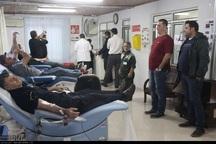 مردم آستارا دهه نخست محرم 343 واحد خون اهدا کردند
