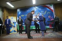 دانش آموزان و معلمان پژوهشگر مازندران تجلیل شدند