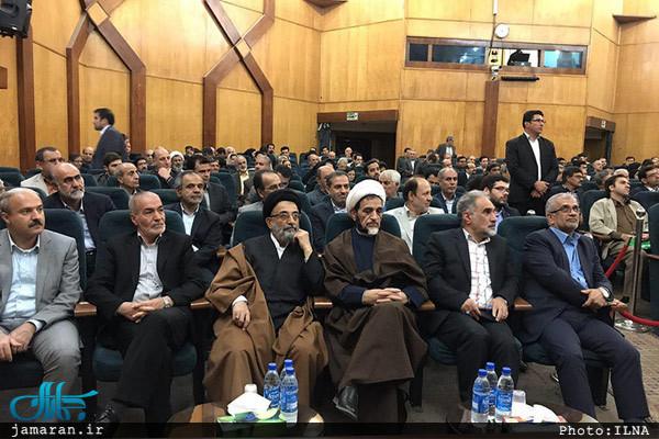 عارف:گام سوم را محکمتر برمی داریم/ مردم پای صندوق بیایند/ همه از روحانی حمایت کنند