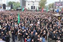 برگزاری تجمع بزرگ بصیرت عاشورایی در دیار علویان