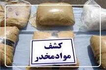 انهدام ۲ باند بینالمللی مواد مخدر در سیستان و بلوچستان