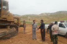80 خودروی در حال تخریب منابع طبیعی زنجان توقیف شدند