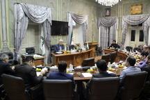 طرح راهبردی عملیاتی شهر و شهرداری در افق۱۴۰۱ بررسی شد