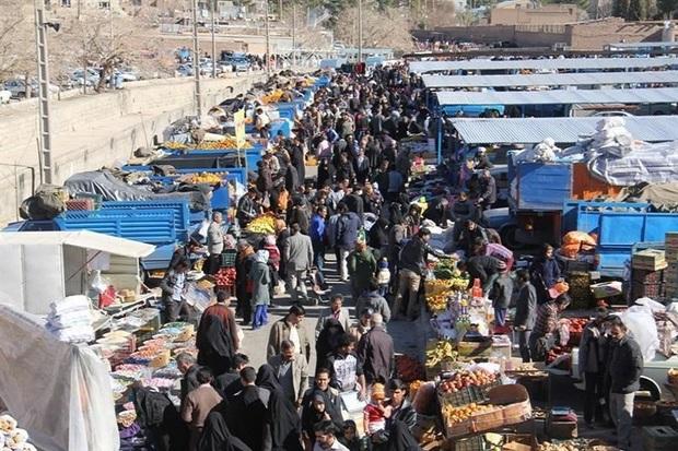 روز بازار جدید بیرجند آماده افتتاح است