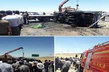 واژگونی خودرو نیسان در محور فرخشهر- شهرکرد یک کشته داشت
