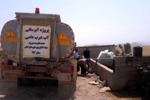 استمرار عملیات تامین آب شرب در واحدهای دامپروری استان خوزستان