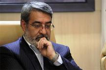 وزیر کشور خواستار رسیدگی فوری به آسیب دیدگان سانحه سنندج شد
