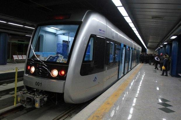 ایستگاه مترو هلال احمر پایتخت آماده بهره برداری است
