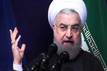 روحانی : برجام کشور را در فصل هفت شورای امنیت نجات داد