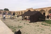 جشنواره فرهنگی اقوام در حسن آباد فشافویه گشایش یافت