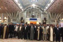 شورای هماهنگی تبلیغات اسلامی با آرمانهای امام راحل تجدید میثاق کردند