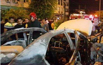 انفجار خودرو در گرگان یک کشته بر جای گذاشت