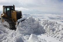400 کیلومتر برف روبی پاییزی در آذربایجان غربی انجام شد